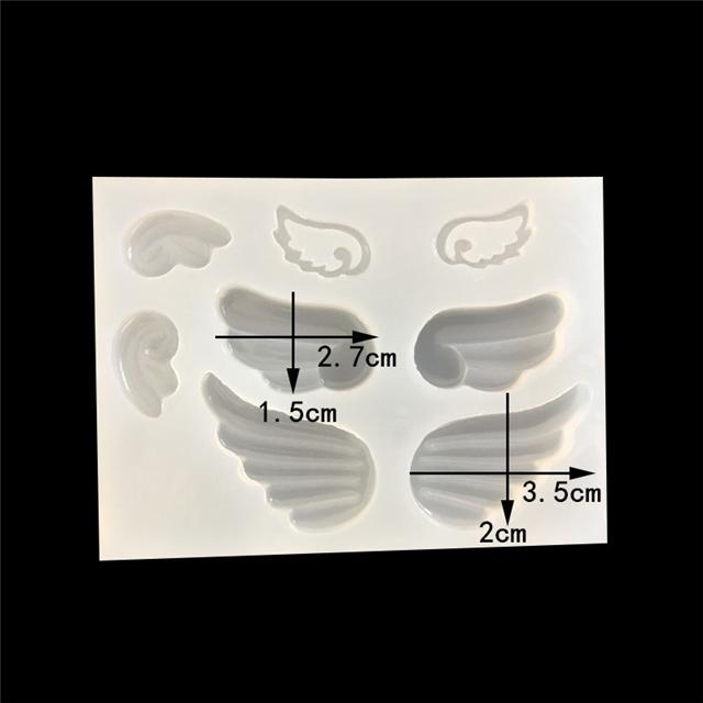 9.5*7*0.8CM Silicone mold