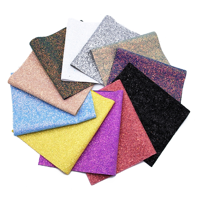 strip shape glitter  synthetic leather strip shape glitter synthetic leather