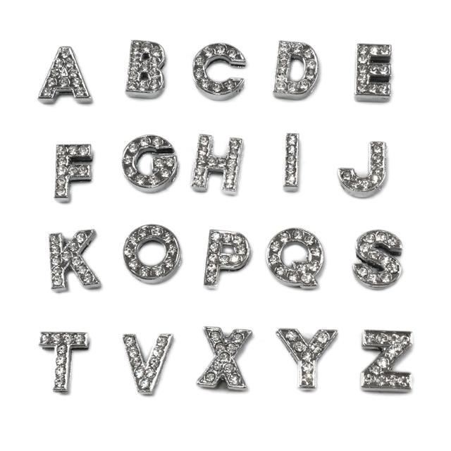 About 1cm Letter accessories