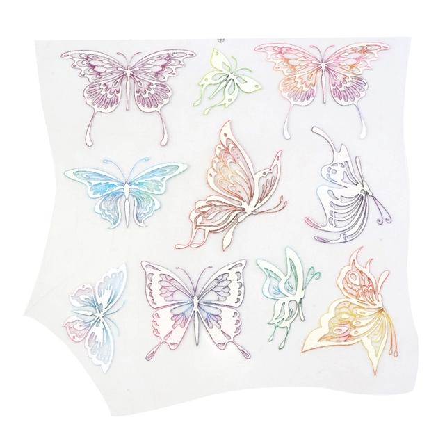 Butterfly heat transfer