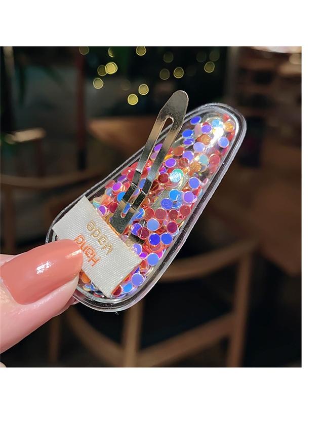 Transparent transparent bb clip(5pieces/card)