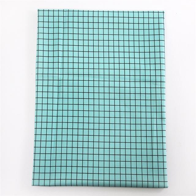 50*147CM printed 100%cotton fabric