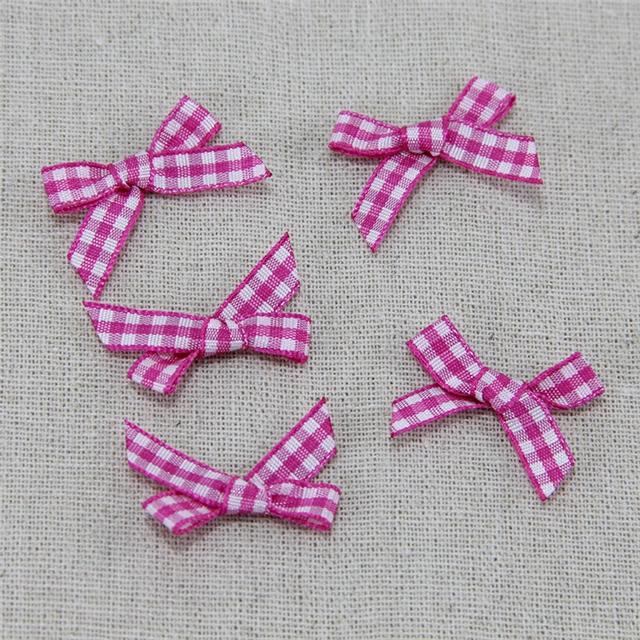 pink 30*20mm cloth Flower