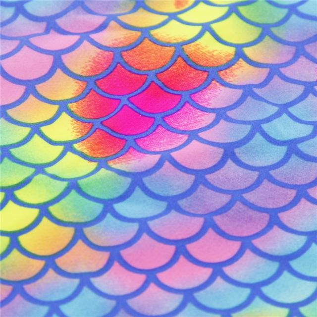 "20*58"" 50*145cm 84% polyester, 16% spandex,40D warp knitted polyester matting swimming cloth knit Swimwear fabric"