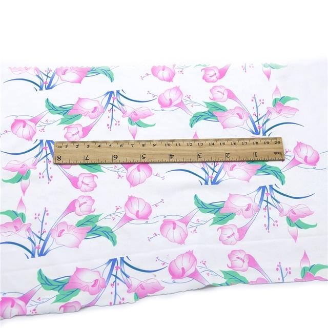 50*145cm knit 4 ways stretch knit fabric