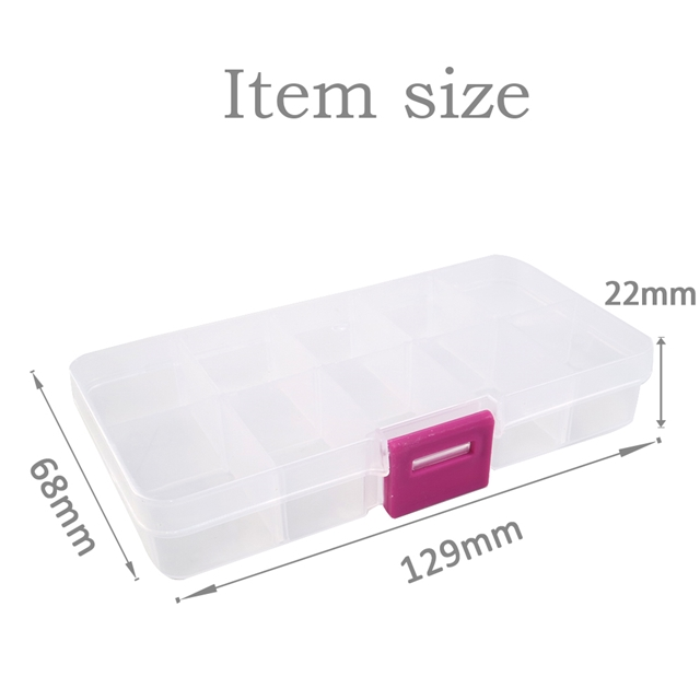120x65x20mm 120x65x20mm Storage box