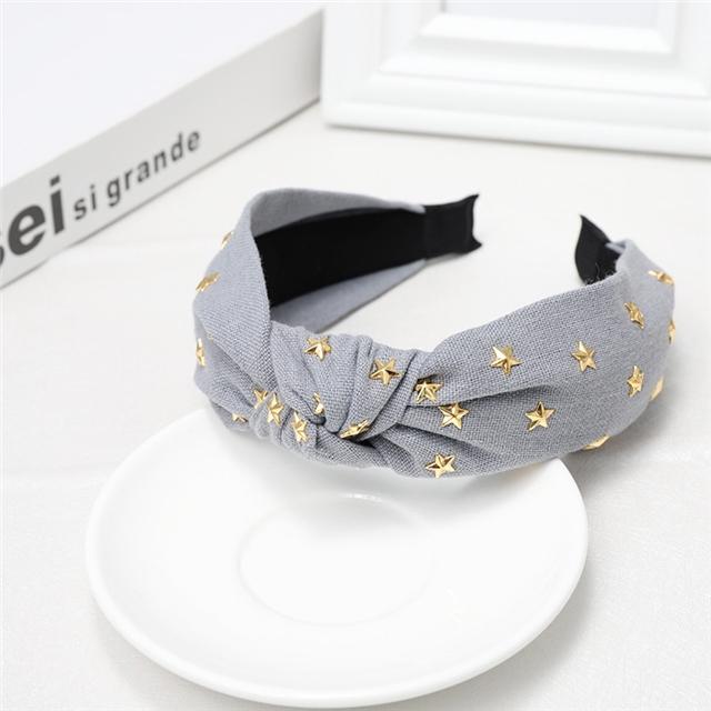 width:6cm 0 0 Star headband