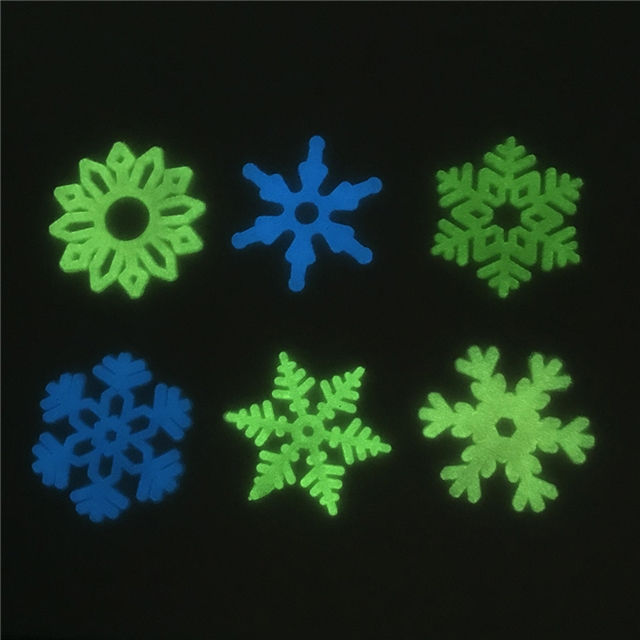 3*3cm glow in the dark star patch(100 pieces/pack)