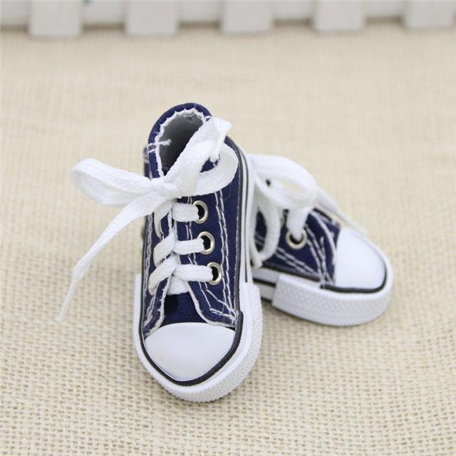 78*35*40mm Canvas shoe pendant(2pieces/pair)