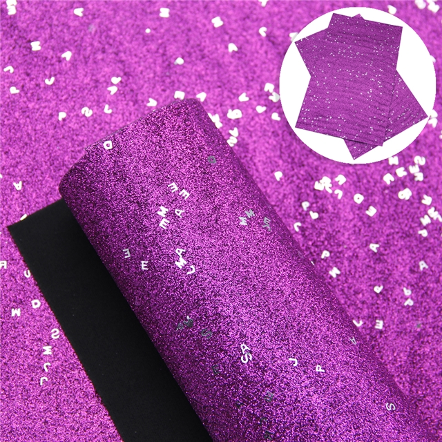 fine glitter sequins synthetic leather fine glitter letters sequins synthetic leather
