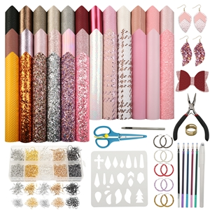 20*33cm synthetic leather set(30piece/set)+tool