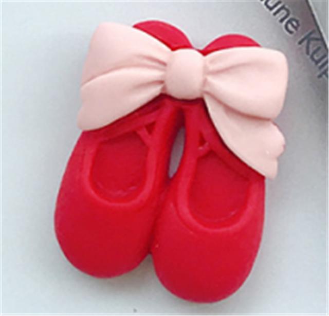 resin skirt ballet shoes resin accessories