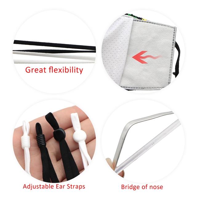 mask accessories set