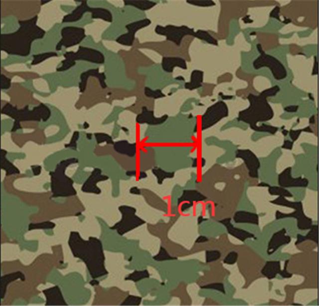 camouflage fabric set(10 designs/set)