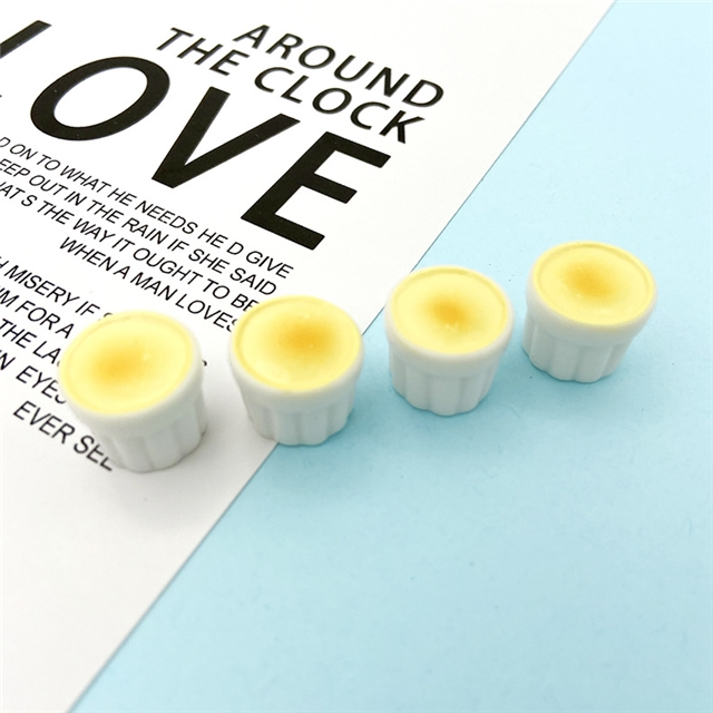 resin pudding cup resin accessories